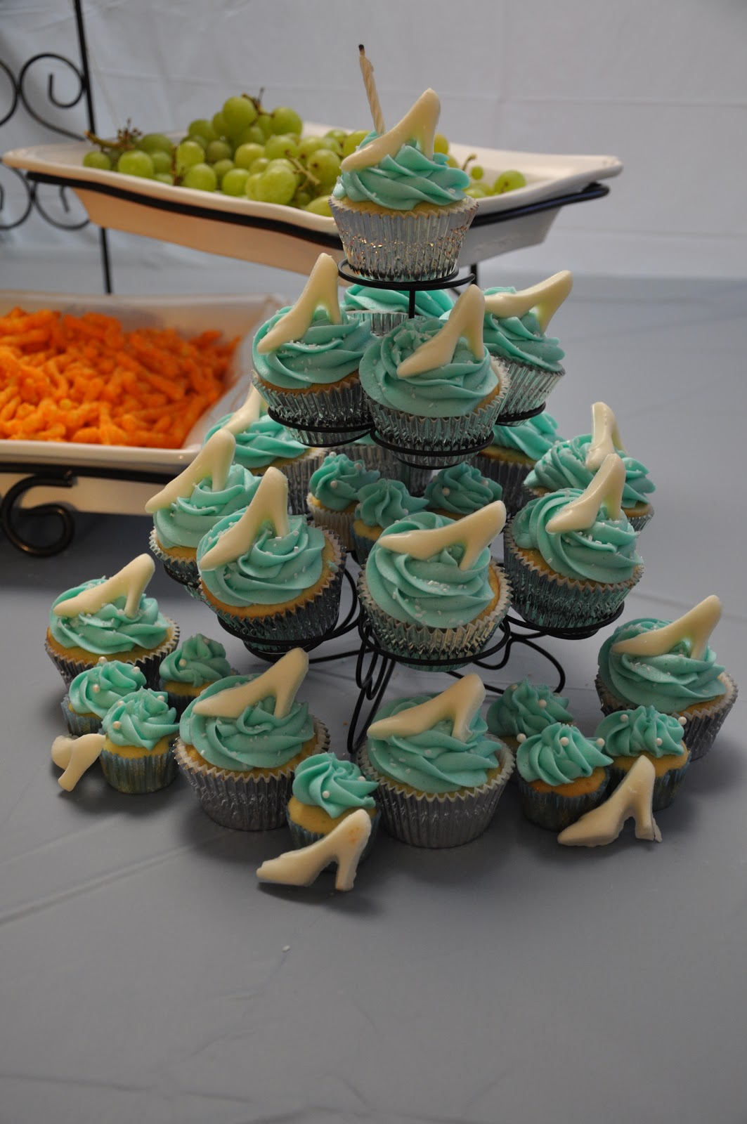 The Creative Vault Cinderella Cupcakes
