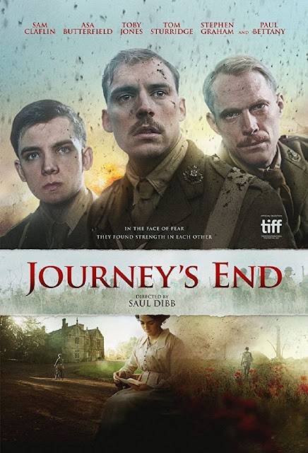 Journey's End (2018) ταινιες online seires oipeirates greek subs