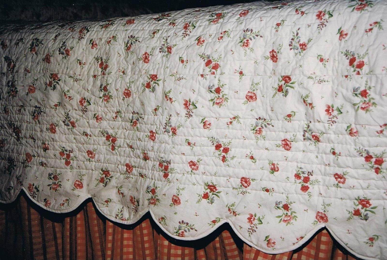 Patrones de costura colcha de bout - Tela para colchas ...