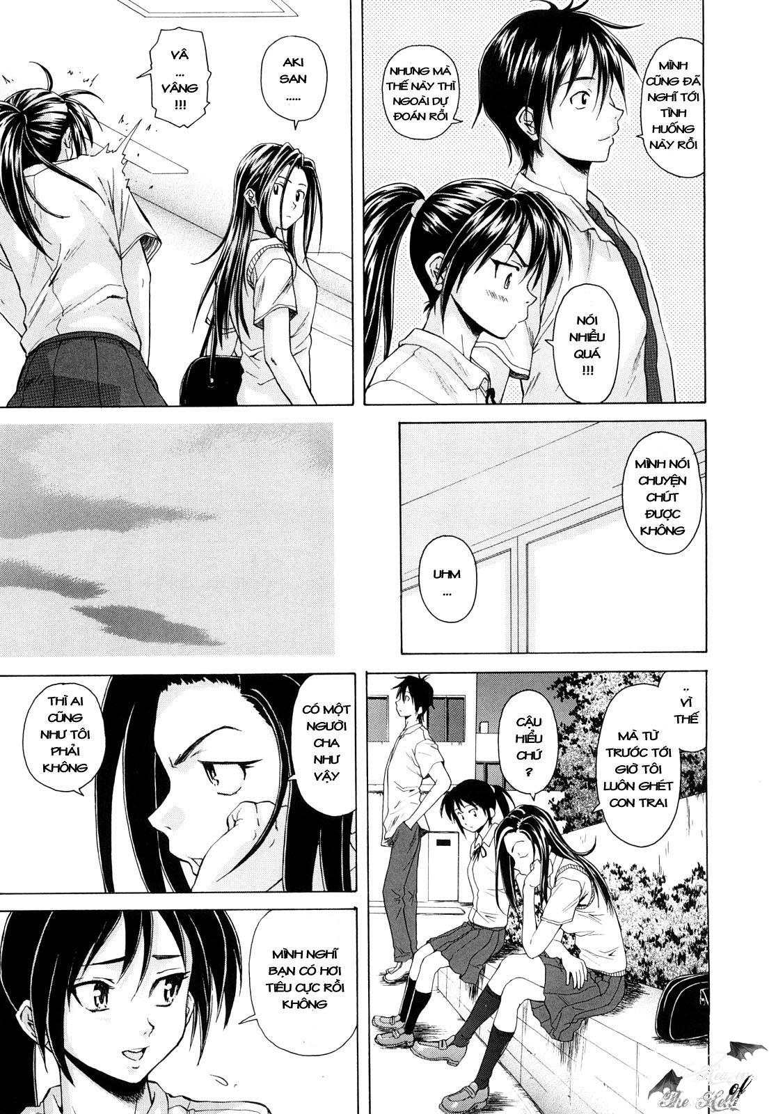 TruyenHay.Com - Ảnh 8 - Setsunai Omoi Chapter 3