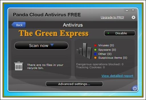 cloud antivirus facebook panda cloud autos weblog. Black Bedroom Furniture Sets. Home Design Ideas