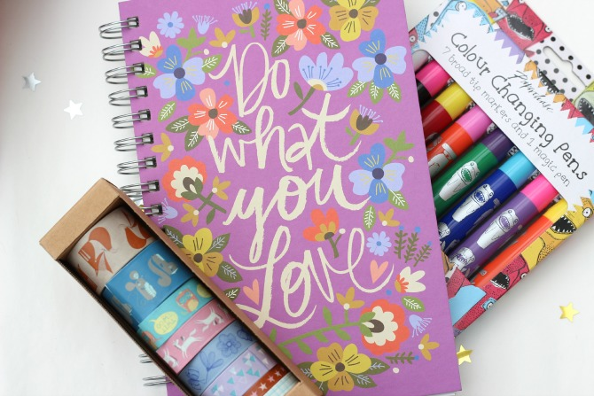 Stationary from Paperchase