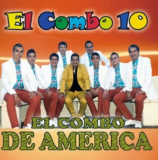 El Combo 10 - El Combo De America (2014)