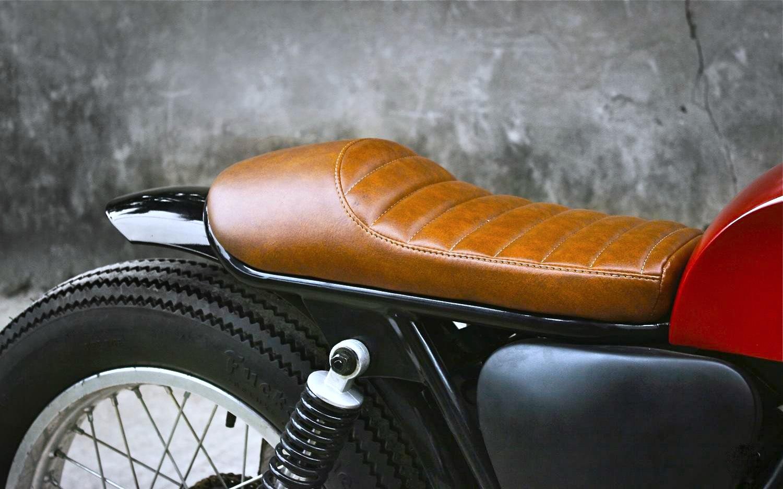 Сиденье на мотоцикл 95