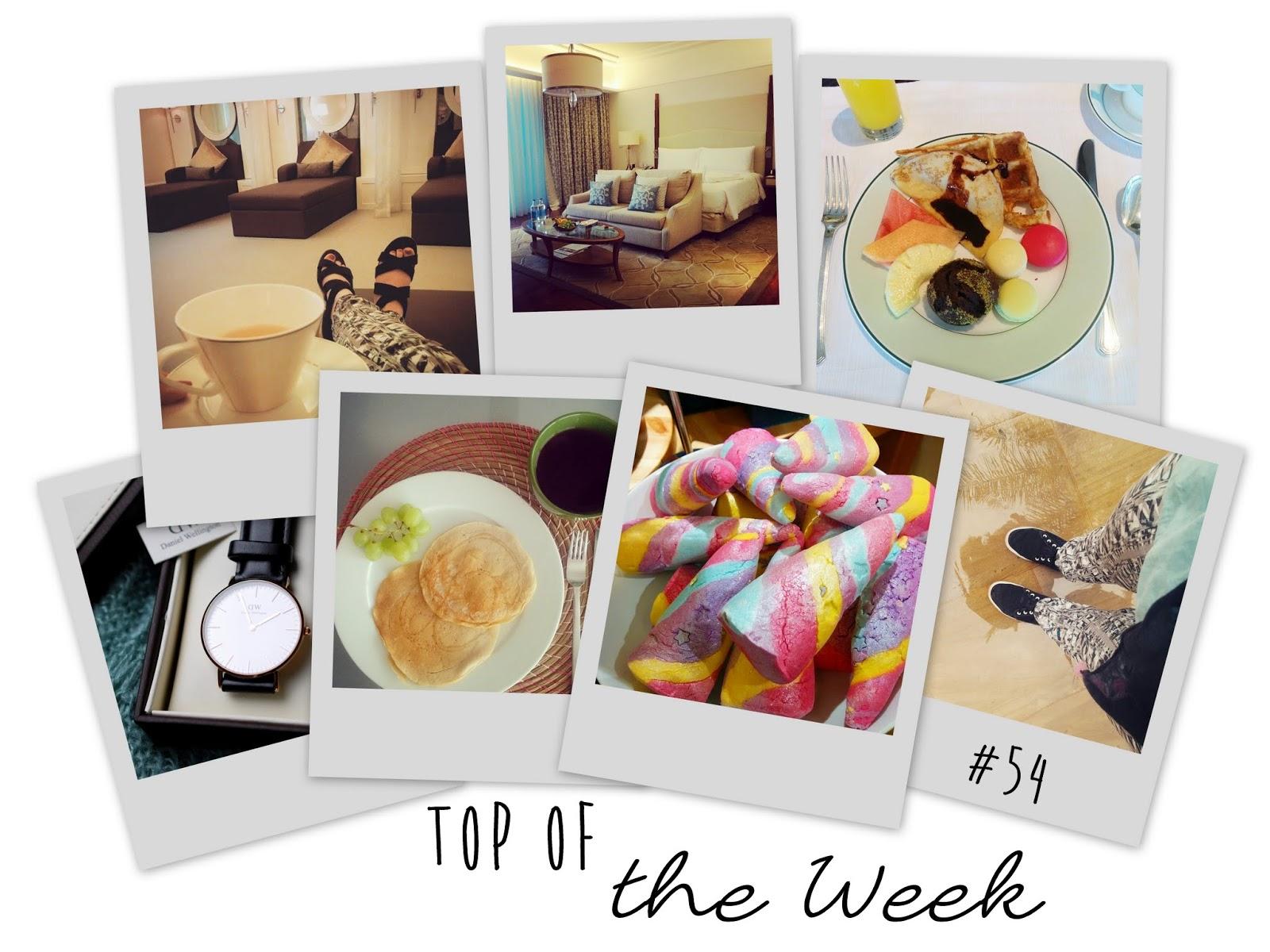Top-Of-The-Week