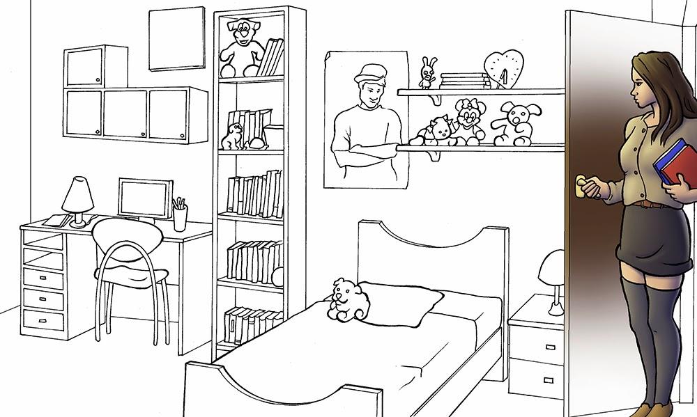 Tavola 1 Vignetta 3