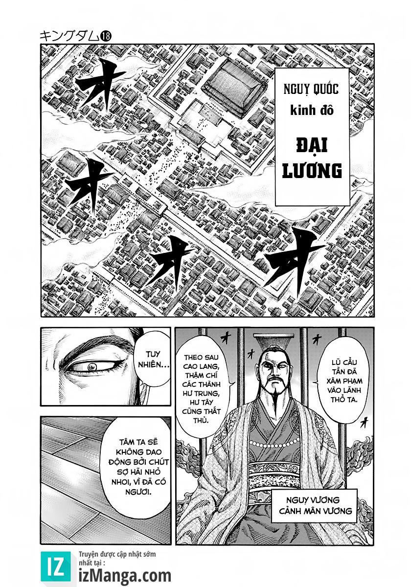Kingdom – Vương Giả Thiên Hạ (Tổng Hợp) chap 193 page 19 - IZTruyenTranh.com