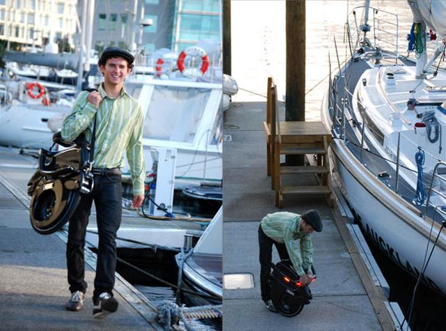 Yike Bike: a primeira bicicleta elétrica ultra leve