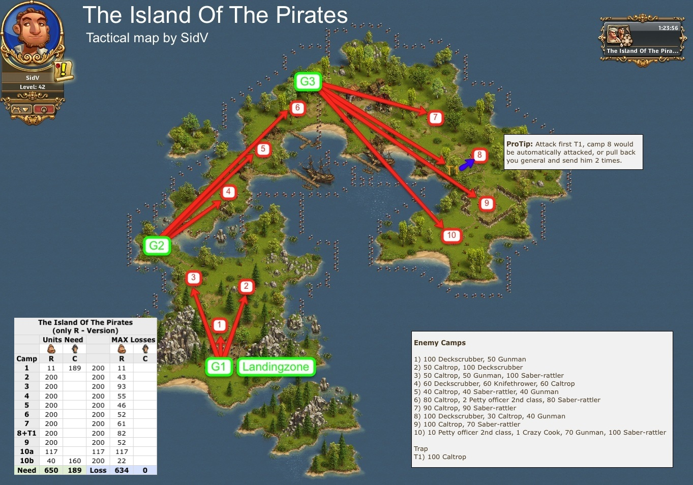 The Island of the Pirates | The Settlers Online Wiki ...
