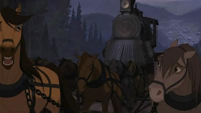 Spirit Stallion of the Cimarron (2002) HDTV 720p 700MB