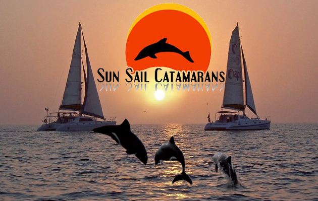 Sun Sail Catamarans & Air Hans Flying Safaris Namibia
