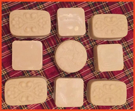 Fresh Soaps Made With Clay