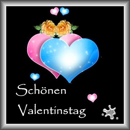 Toll Schönen Valentinstag .