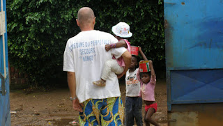 Misionero de la misericordia español en Guinea