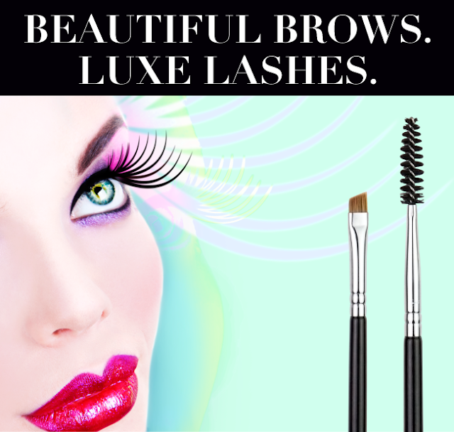 Sigma Beauty Eye Brow Brushes