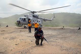 helicopteros de Transporte Mil-Mi 171E