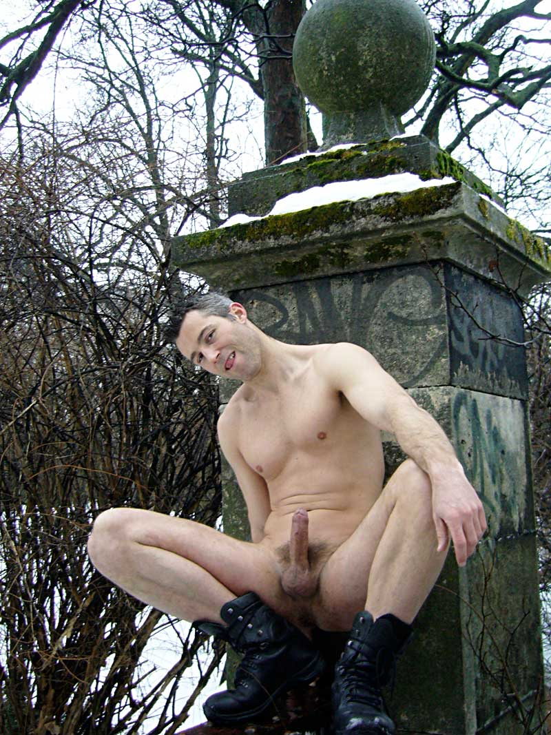rune peforms naked in public 2 Sometimes it's nice to see straight porn models shown their rightful place, ...