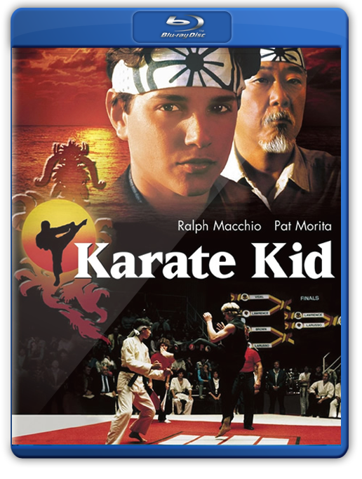 Karate Kid Bluray