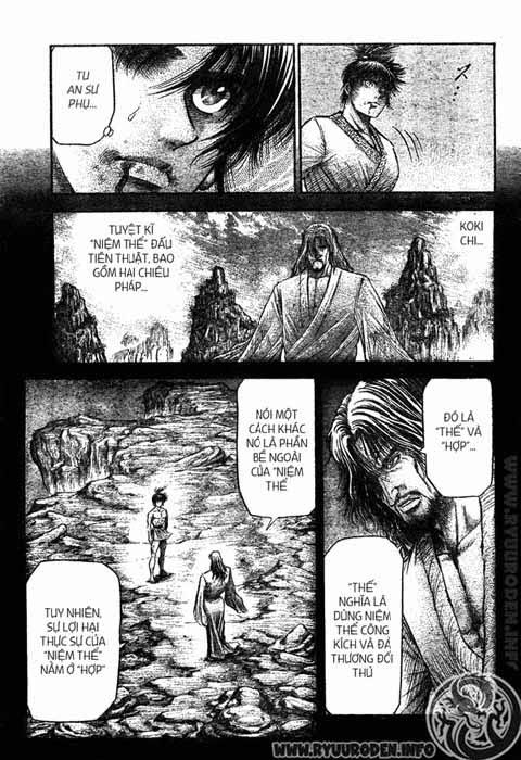 Chú Bé Rồng - Ryuuroden chap 194 - Trang 8