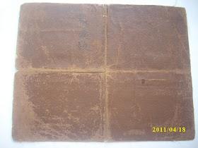 surat jalan Thionghua kuno. TERJUAL / SOLD
