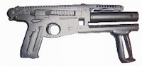 VB Berapi LP02 Submachine Gun