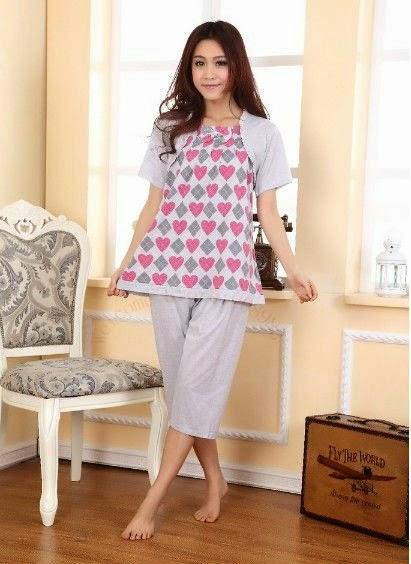 Pijamas, Diseño Moderno, Madres Gestantes