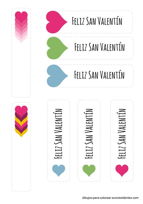 Imagenes Para Colorear De San Valentin - Imágenes de San Valentin y mucho más para Enamorados