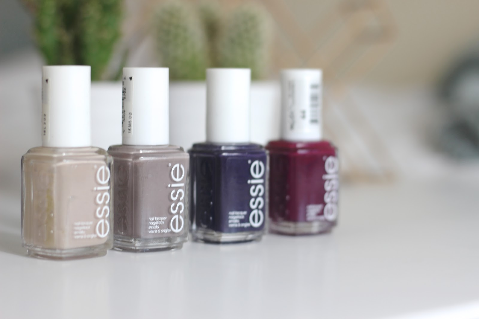 The Essie Winter Line Up