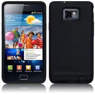 Harga dan spesifikasi Samsung Galaxy S II I9100