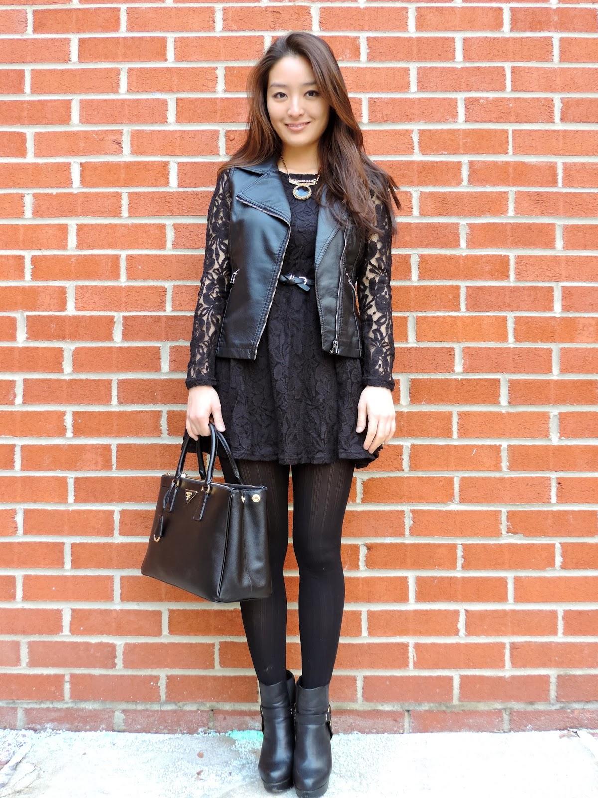 The Faux Leather Vest