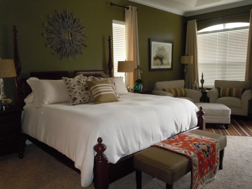 Rusty Rooster Vintage Master Bedroom Redo