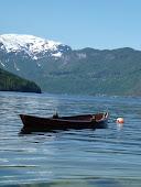 Ro, ro, ro, min båt...