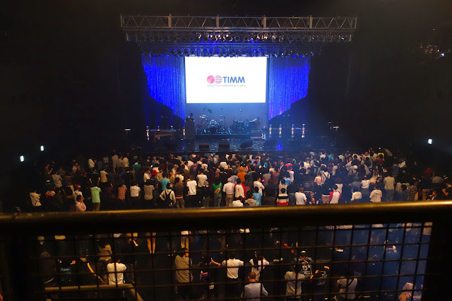 TIMM Tokyo International Music Market Showcase Live 2013