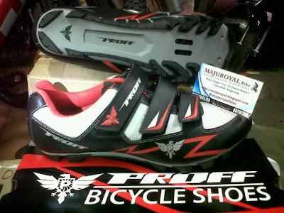 Jual Sepatu Sepeda Proff