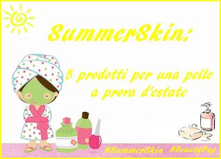 #SummerSkin #BeautyBag