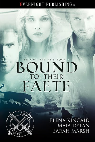 Bound To Their Faete (Beyond The Veil #3)