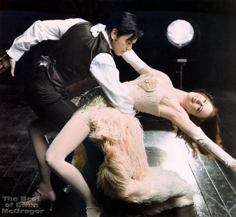 nicole kidman red hair moulin rouge. ***MOULIN ROUGE*** Victorian