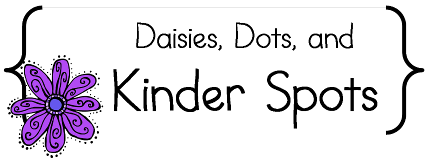 Daisies, Dots, and Kinder Spots