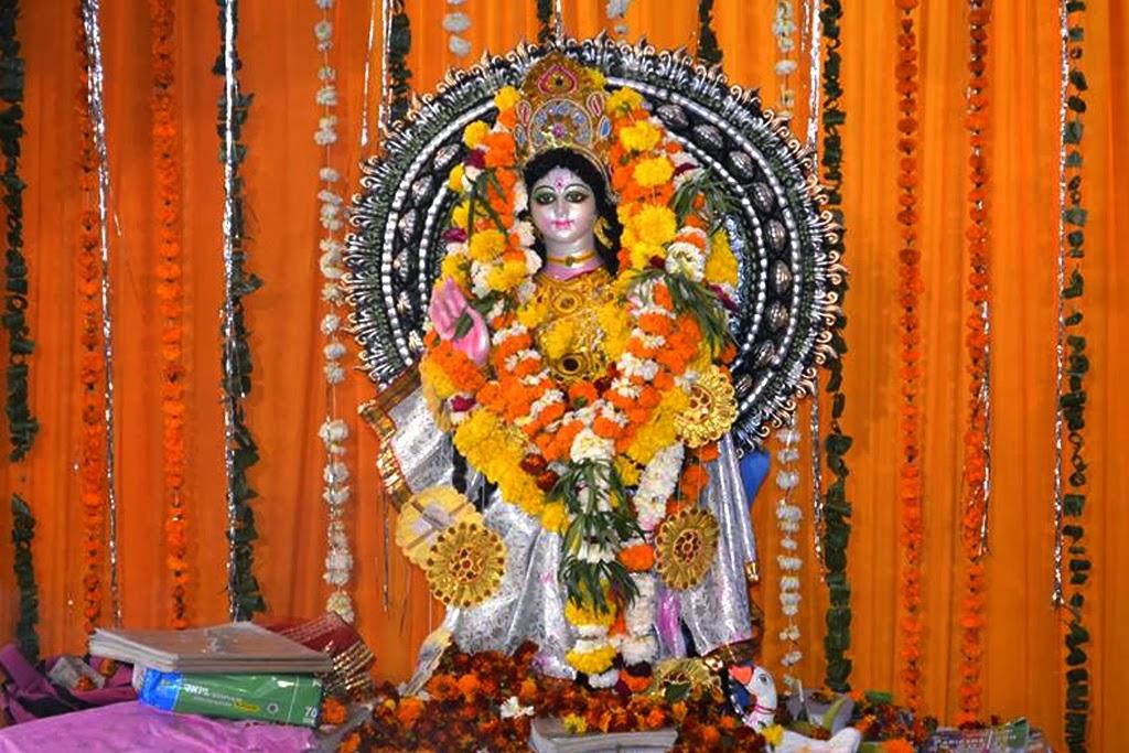 essay writing on saraswati puja