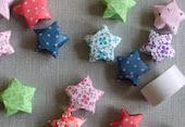 papir s stjerner