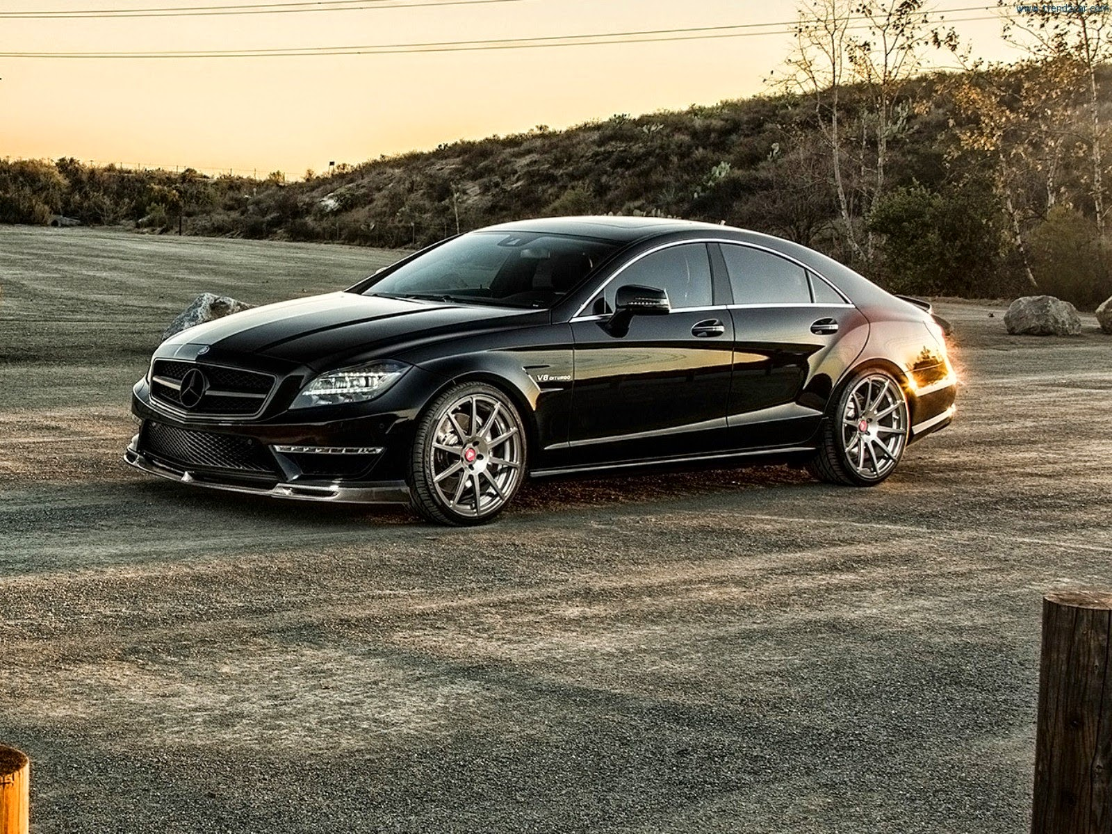 mercedes benz cls63 amg by vorsteiner benztuning. Black Bedroom Furniture Sets. Home Design Ideas