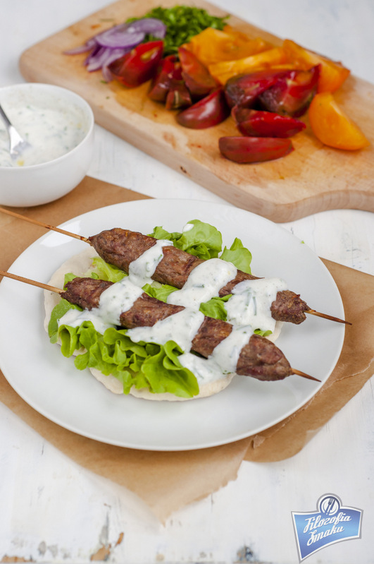 przepis na pikantny kebab