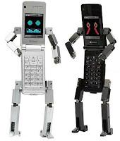 robots phone