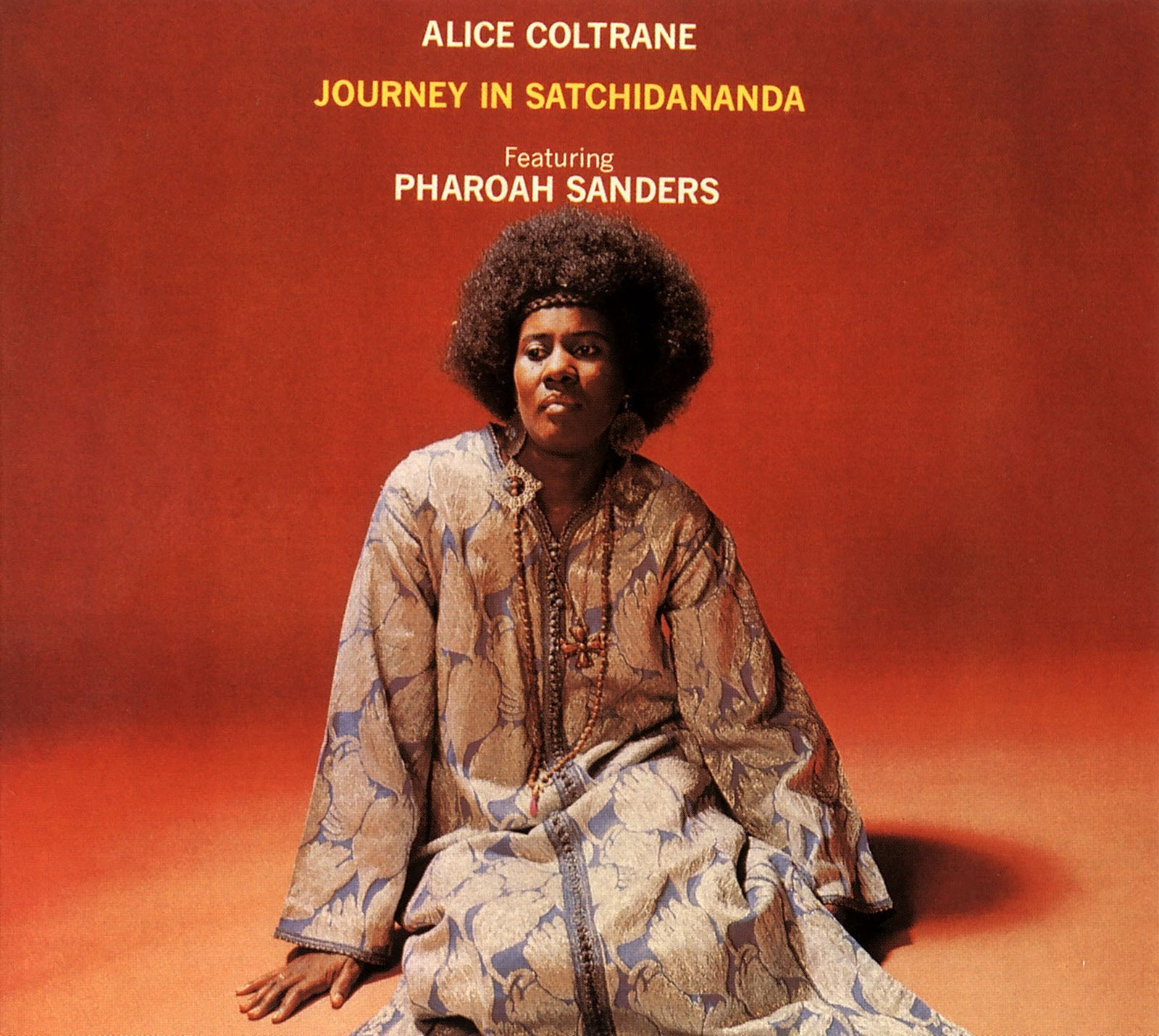 Soundtrack For The Deaf Alice Coltrane Journey In