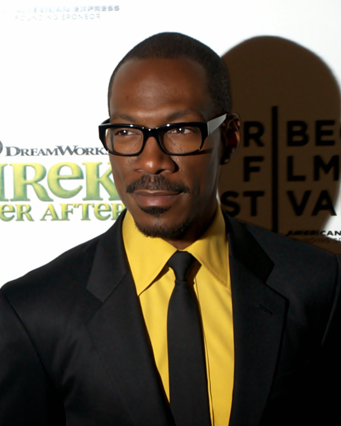 We know that this is Eddie Murphy we just didn't care