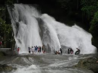 Waterfal, Bantimurung, The Heaven of South Sulawesi