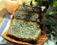 Najłatwiejsze ciasto z makiem