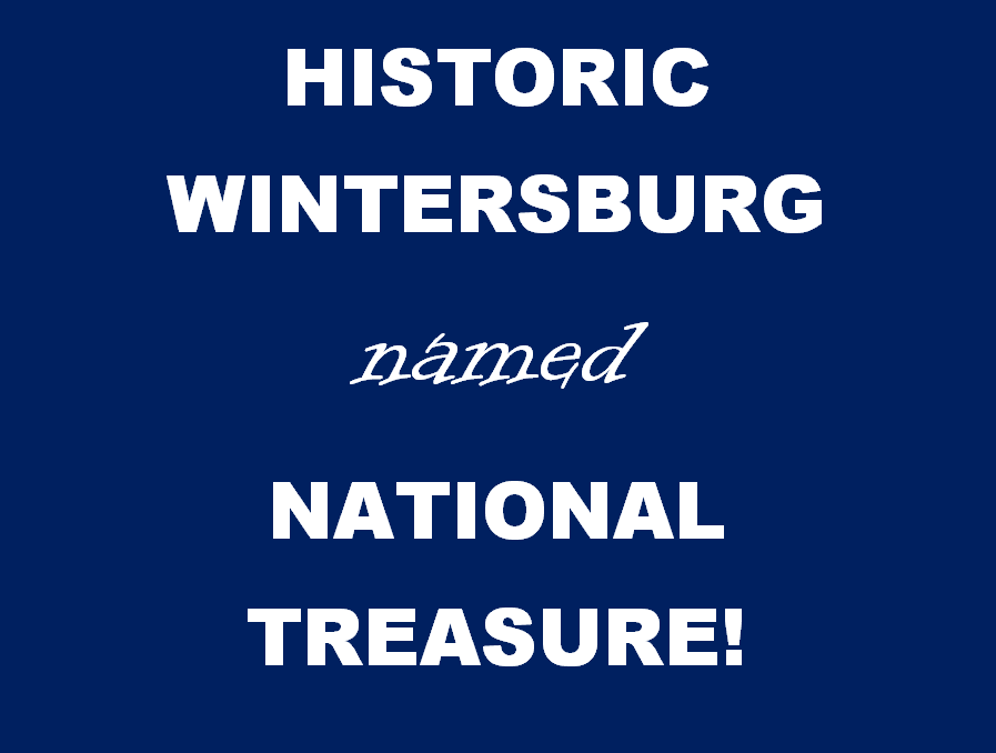 2015: Historic Wintersburg designated a National Treasure