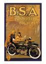 Affiche BSA