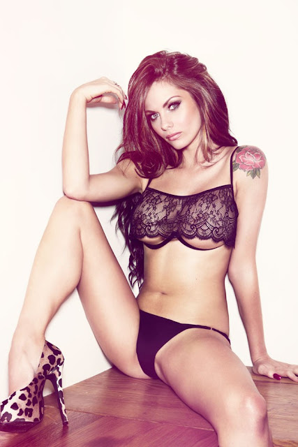 Jessica Jane Clement – Loaded Magazine Photoshoot